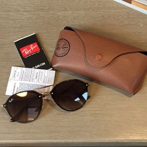 RAYBANS- used but good condition